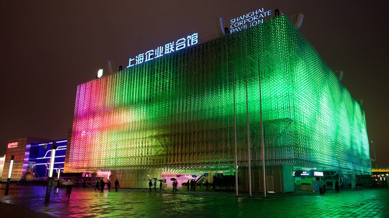 Shanghai's Dream Cube Is Even More Awesome Than Anticipated