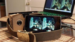 NotCulus Rift: How I Hacked Together My Own Serious VR Headset