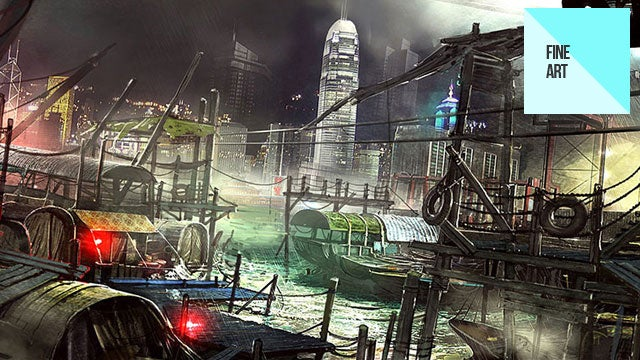 The People and Places of Crysis 2