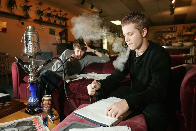 Study: American Teens Love That Sweet Hookah Taste