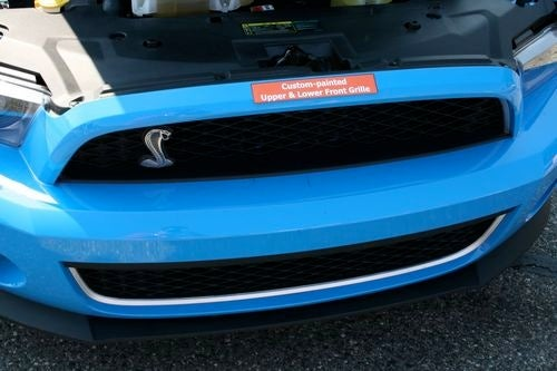 How To Tart Up Your Mustang GT500 In Just 15 Easy Steps
