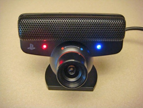 PS3 Eye Hacked into Decent Windows-Compatible Webcam