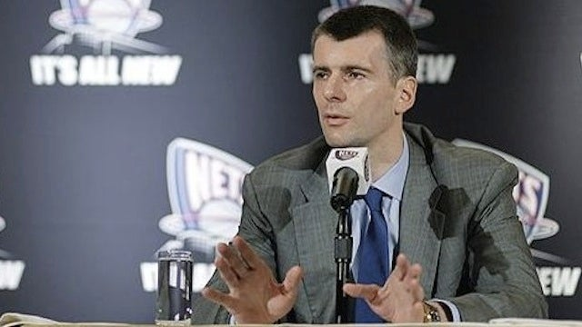"Nets Owner Loses Russian Presidential Election Thanks To ""Fucking Fuckwits"""