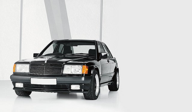 5 awesome old school AMG Mercedes you haven't heard of