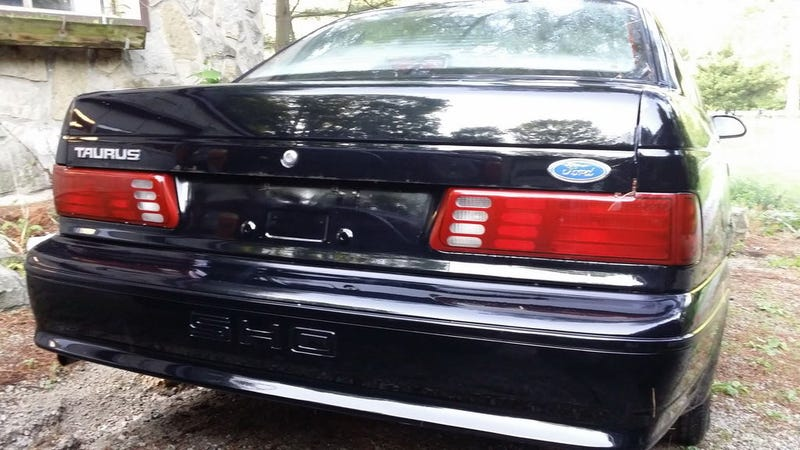 The Greatest Ford Taurus Ever Made Is Ridiculously Cheap