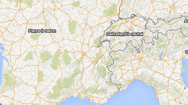 Magyarország nem demokrácia az internet legjobb térképén