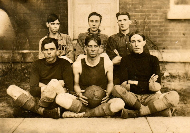 Help Us Identify These Hundred-Year-Old Sports Photos