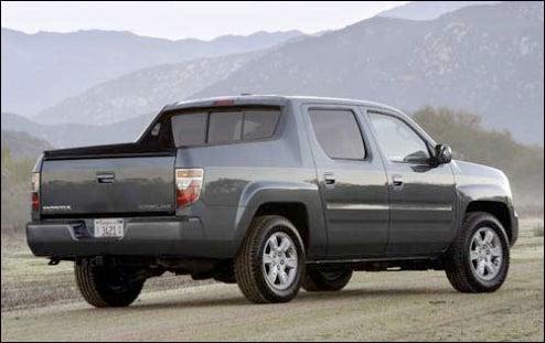 Honda Ridgeline The GM Truck Of The Future?