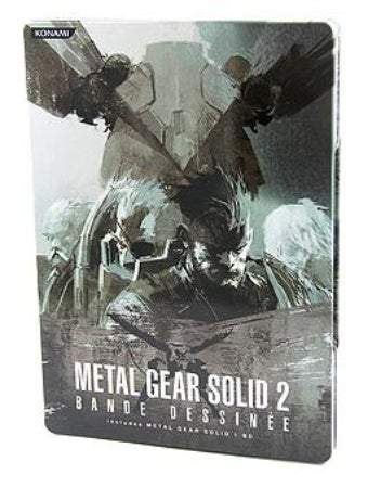 MGS Bande Dessinée Headed For DVD