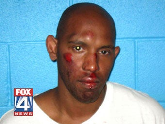 Popeye Jones Arrested, Gets Free Makeover From Police
