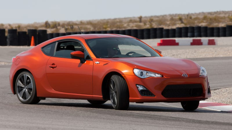 Here's How To Fix The Scion FR-S And Subaru BRZ Engine's Idle Problem