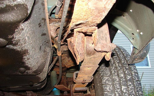 NHTSA Opens Investigation Into Tundra Frame Rust Reports