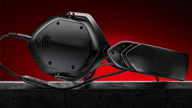 Military-Spec V-Moda Crossfade LP2 Headphones Look Tough Enough to Storm Normandy