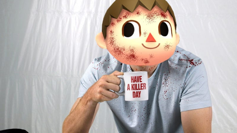 Kotaku 'Shop Contest: Burn This Villager: The Winners