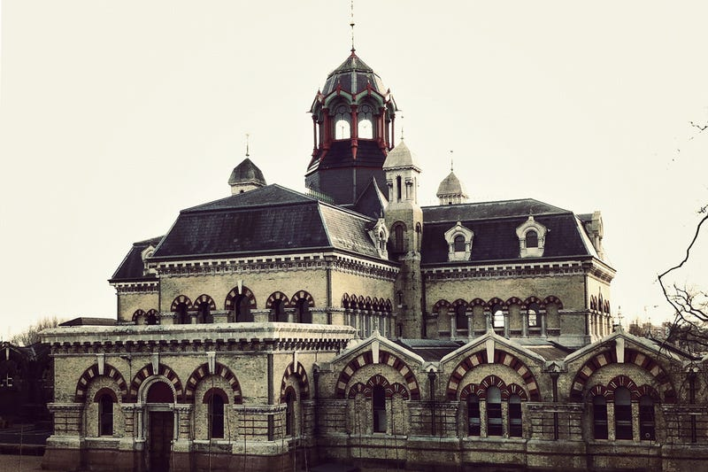 Abbey Mills Pumping Station 'A'