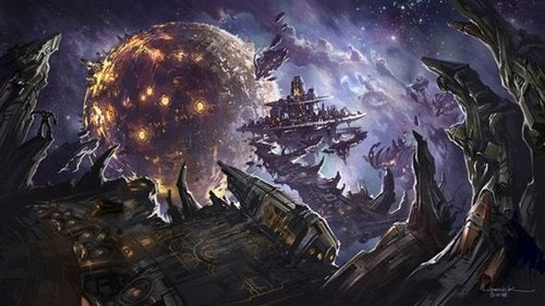 Some Artwork From Transformers: War For Cybertron