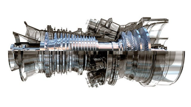 GE's New Flexible Gas Turbine: All the Power, None of the Waste