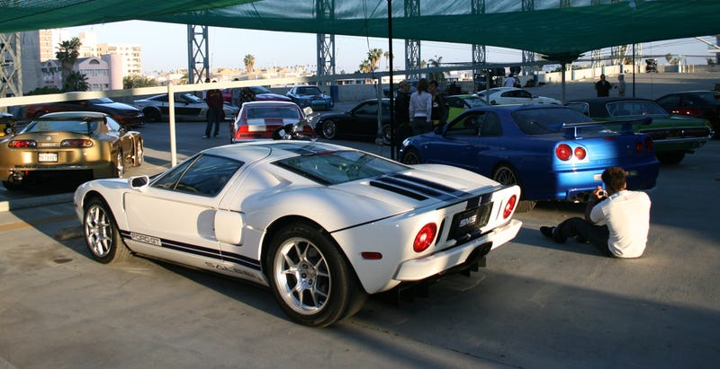 fast and furious saleen mustangs and ford gt. Black Bedroom Furniture Sets. Home Design Ideas