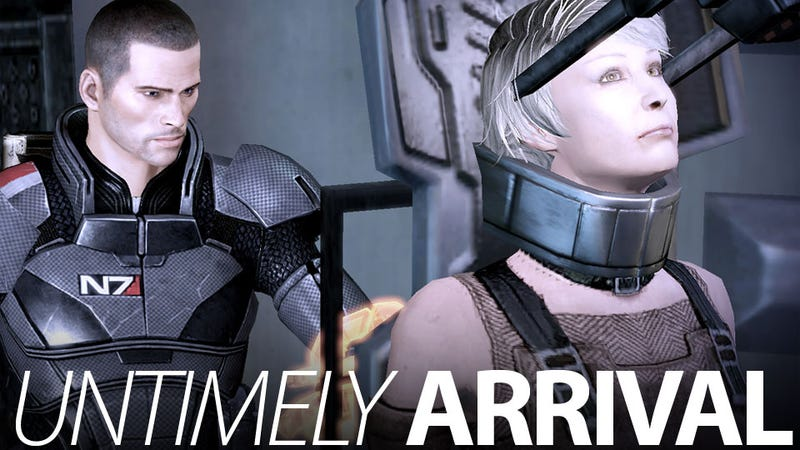 Ridiculously Short, Arrival Sets The Stage For Mass Effect 3