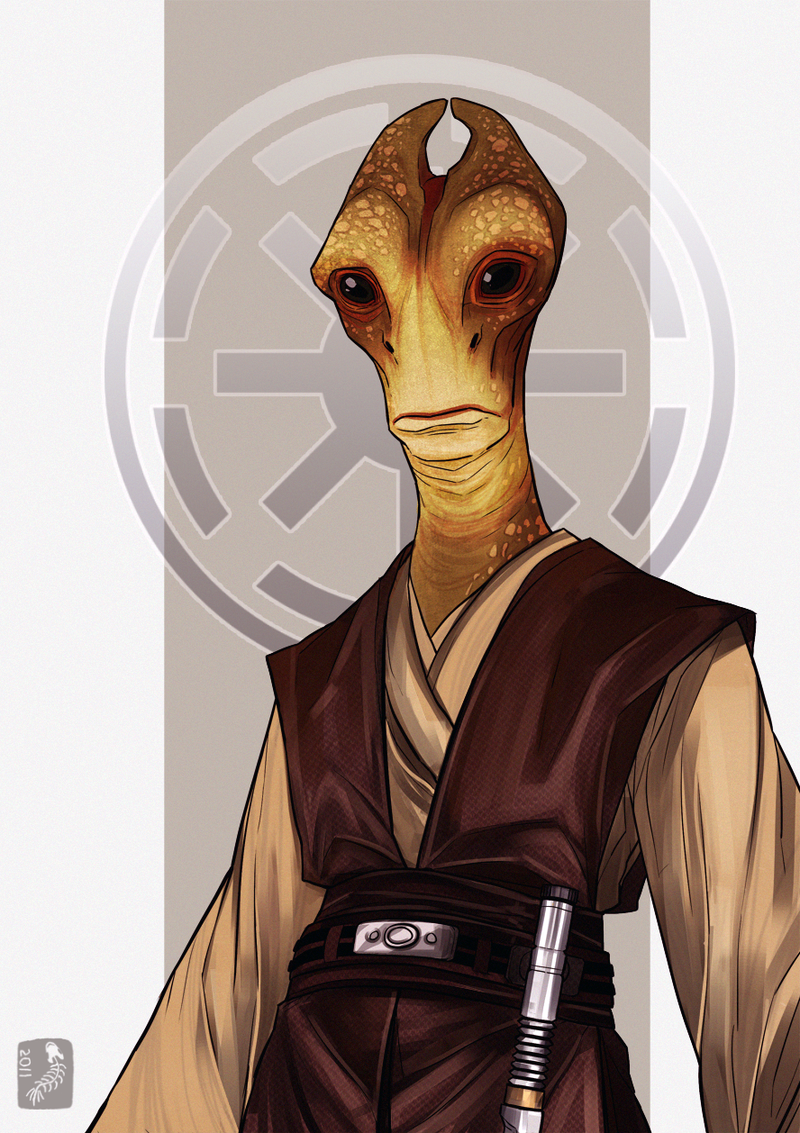 Star Wars Meets Mass Effect In A Crossover Dream Come True