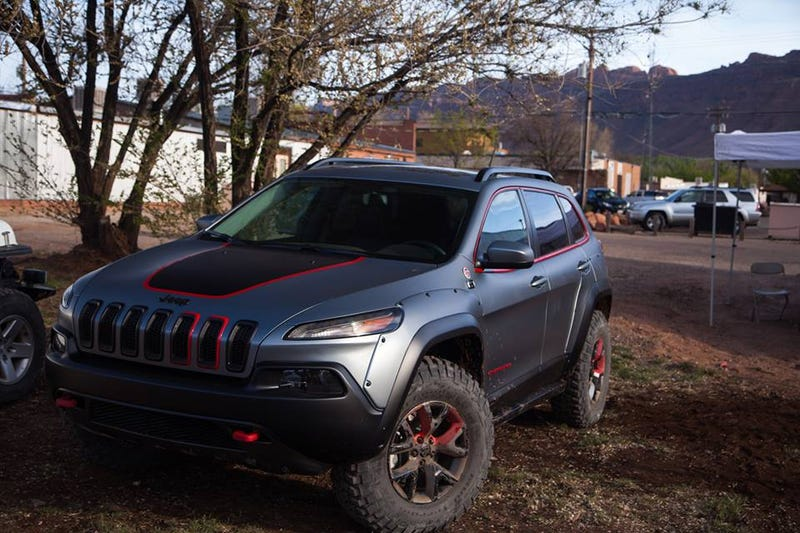 Some Pics from Easter Jeep Safari 2014, including the concepts.