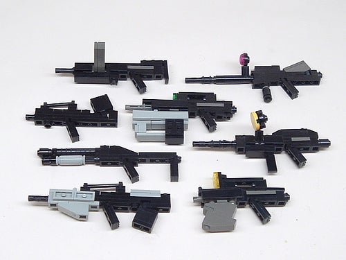 Gallery: 10 Coolest Lego Weapons to Slay the Easter Bunny With