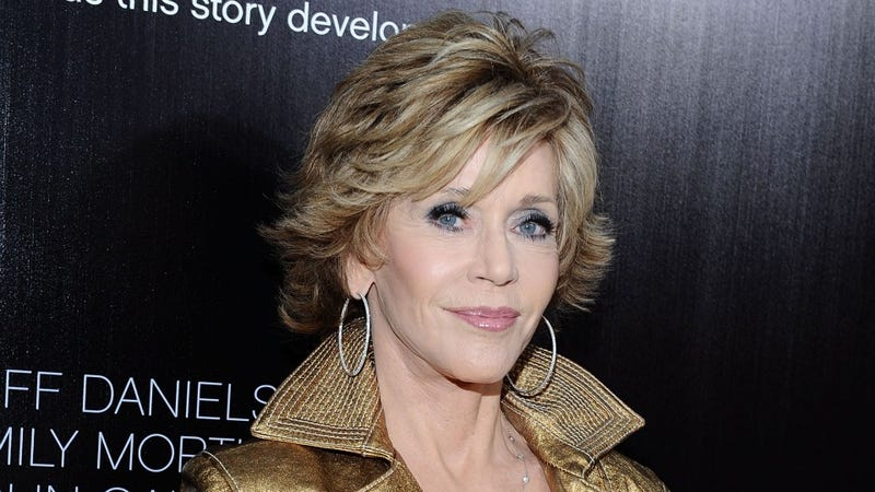 Sex-Haver Jane Fonda Is Writing a Kids' Sex Ed Book