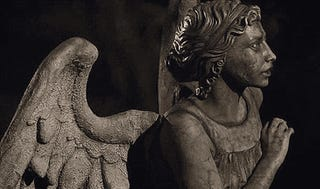 This short film about a Weeping Angel attack is genuinely petrifying