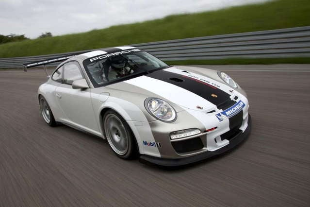 Last Porsche 997 cup car will stay through 2013