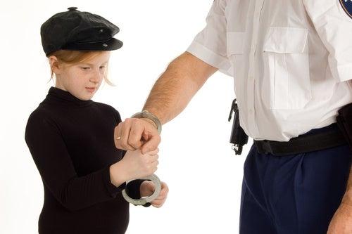 Police Bust 12-Year-Old Girl in Massive Drug Sting