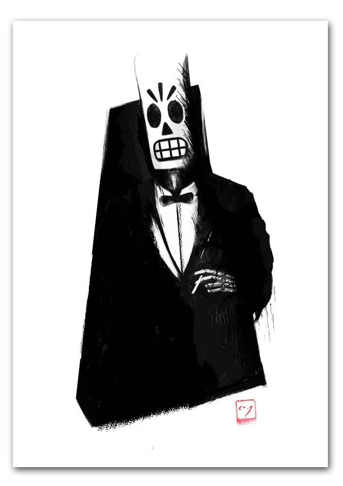 Grim Fandango Merchandise You Can Buy Now