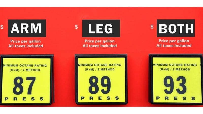 What Will You Do If Gas Hits $5 A Gallon?