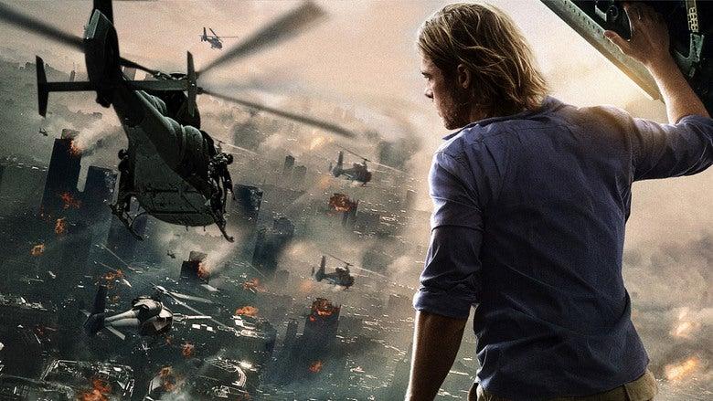 Watch World War Z Online Free {Enjoy Full Movie}