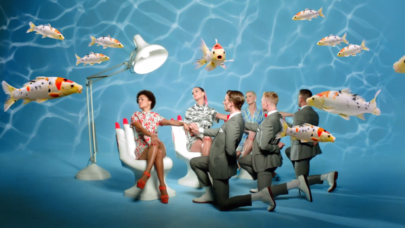 Katy Perry Almost Managed to Make an Inoffensive Video