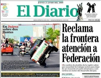 Mexican Newspaper's New Ombudsman: Drug Cartels