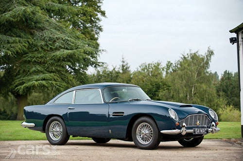 How Much Would You Pay For Paul McCartney's Sweet Aston Martin DB5?