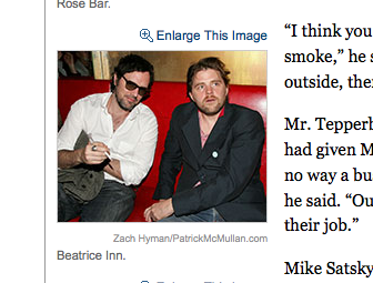 "The Problem with ""Smoking In New York"" Trend Pieces is that They're Like Cigarettes"
