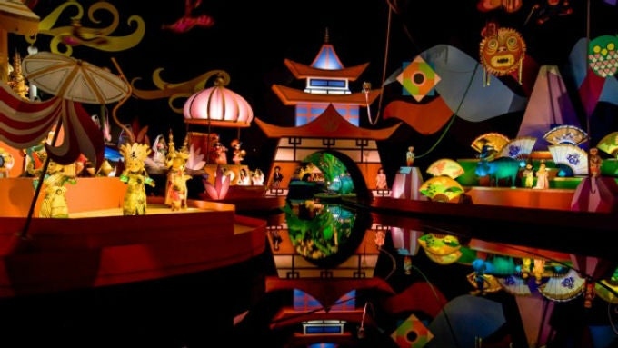 Oh No, Disney Will Drive Us All Mad With an 'It's a Small World' Movie