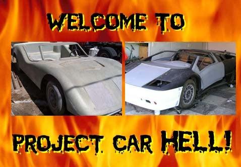 PCH, Kit Car Edition: Fieroborghini or Bradley GT?
