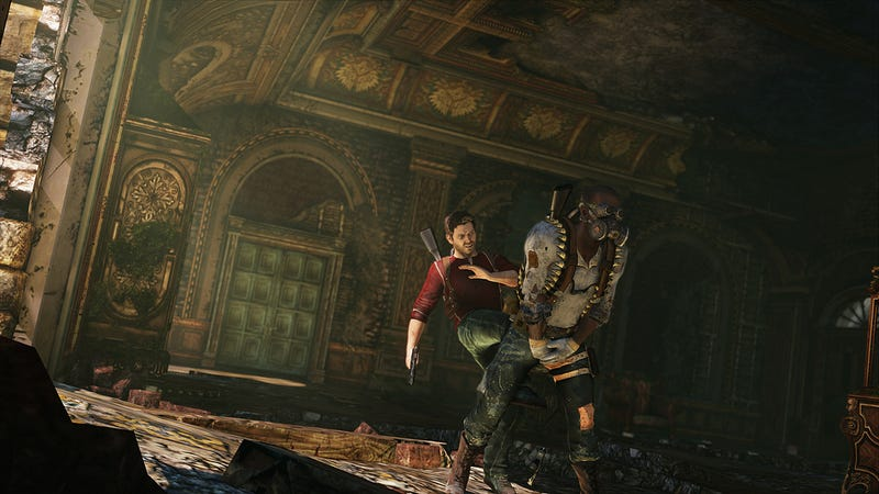At Least One Good Thing Came Out of the PlayStation Network Attack, An Uncharted Thing