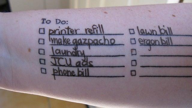 Do You Prefer Paper or Digital To-Do Lists?