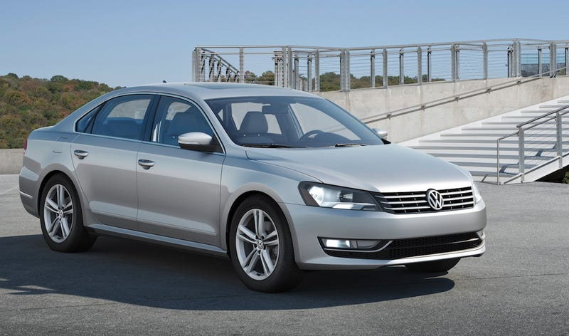 The 2011 Volkswagen Passat: More Wagen, More Volk?