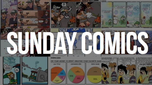 Sunday Comics: Cold Dead Hand