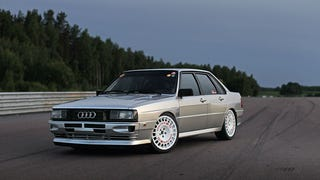 Could we have an Audi 80 theme for the rest of today?