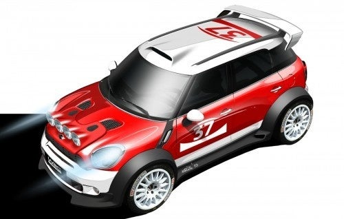 MINI Officially Returning To WRC With Countryman