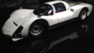 [REVIEW] Porsche Design 1/18 Carrera 6 (906)