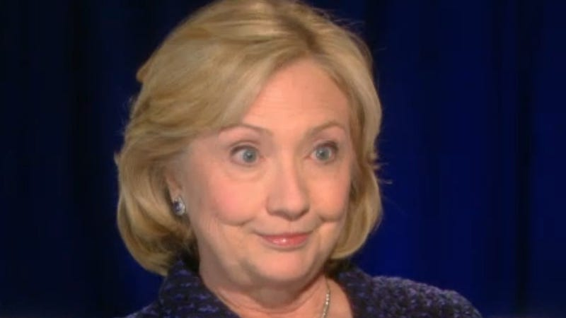 Hillary Clinton Says She'll Decide Next Year Whether to Run in 2016