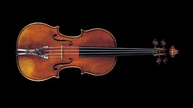 What Makes a Stradivarius Sing?
