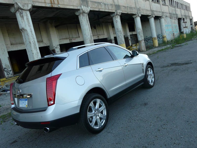 2010 Cadillac SRX: Part One