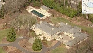 Thomas Friedman's Crib Is Ballin' Out Of Control, Y'All